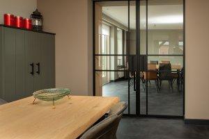 Mintgroene keuken & interieur